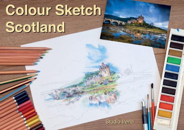 Colour Sketch - Scotland