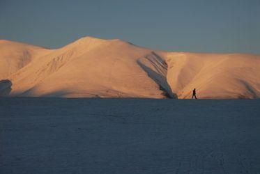 Skiddaw Snowline