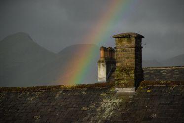 Rainbow roof Keswick